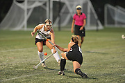In the first home game of the season the Stevenson Field Hockey team defeated the Shore Women of Washington College 2 -1 Tuesday night at Mustang Stadium in Owings Mills.In the first home game of the season the Stevenson Field Hockey team defeated the Shore Women of Washington College 2 -1 Tuesday night at Mustang Stadium in Owings Mills.