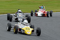 #33 Juicie Bruceie Reynard FF84 during the Avon Tyres FF1600 Northern Championship - Pre 90 at Oulton Park, Little Budworth, Cheshire, United Kingdom. October 08 2016. World Copyright Peter Taylor/PSP.