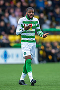 Oliver Ntcham (#21) of Celtic FC during the Ladbrokes Scottish Premiership match between Livingston FC and Celtic FC at The Tony Macaroni Arena, Livingston, Scotland on 6 October 2019.