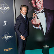 NLD/Amsterdam/20161213 - Inloop gasten The Roast of Gordon, Erik de Zwart