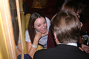Tamara Mellon. Artists Independent Networks  Pre-BAFTA Party at Annabel's co hosted by Charles Finch and Chanel. Berkeley Sq. London. 11 February 2005. . ONE TIME USE ONLY - DO NOT ARCHIVE  © Copyright Photograph by Dafydd Jones 66 Stockwell Park Rd. London SW9 0DA Tel 020 7733 0108 www.dafjones.com