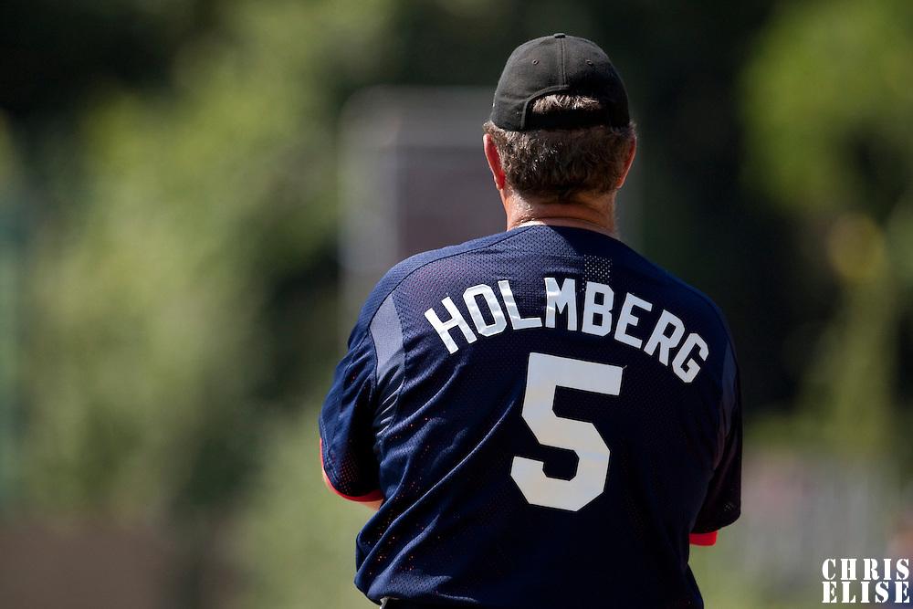 Baseball - MLB European Academy - Tirrenia (Italy) - 21/08/2009 - Bill Holmberg