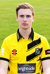 Craig Miles of Gloucestershire Cricket poses for a headshot in the NatWest T20 Blast kit - Mandatory by-line: Robbie Stephenson/JMP - 04/04/2016 - CRICKET - Bristol County Ground - Bristol, United Kingdom - Gloucestershire  - Gloucestershire Media Day