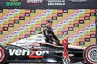 Will Power, Sao Paulo Indy 300, Streets of Sao Paulo, Sao Paulo, Brazil 04/29/12