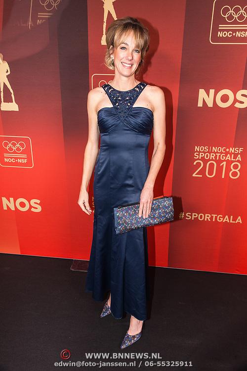 NLD/Amsterdam/20181219 - NOC*NSF Sportgala 2018, Marianne Timmer