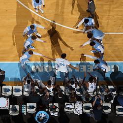 2016-12-07 Davidson at North Carolina Tar Heels basketball