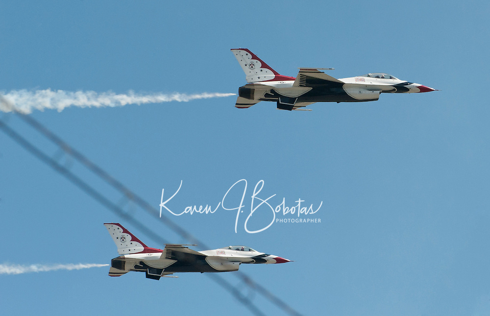 Portsmouth Boston Air Show practice session Friday, August 12, 2011.