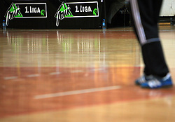 MIK league, on October 24, 2008 in Ljubljana, Slovenia. (Photo by Vid Ponikvar / Sportal Images)