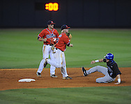 Ole Miss vs. Kentucky at Oxford-University Stadium in Oxford, Miss. on Friday, April 26, 2013. Ole Miss won 11-5.