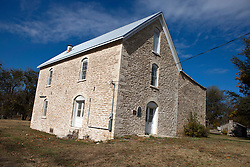 William T. Miller grist mill, Dublin, Texas, United States of America