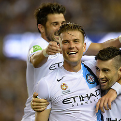 Melbourne Victory v Melbourne City | A-League | 25 October 2014