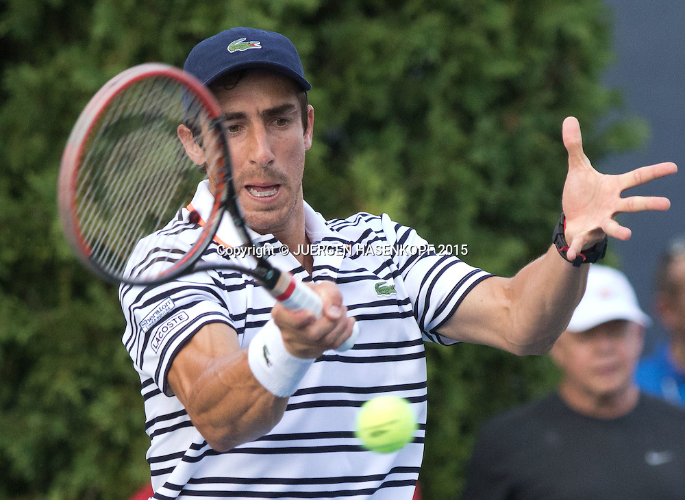 Pablo Cuevas (URU)<br /> <br /> Tennis - US Open 2015 - Grand Slam ITF / ATP / WTA -  Flushing Meadows - New York - New York - USA  - 31 August 2015.