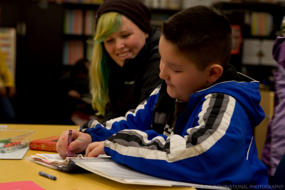 Dream Big 2012 -- Promotional Photos from Youth Tutoring Program (YTP)