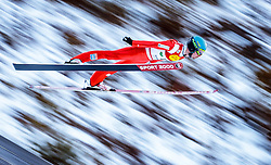 17.12.2016, Nordische Arena, Ramsau, AUT, FIS Weltcup Nordische Kombination, Skisprung, im Bild Jan Schmid (NOR) // Jan Schmid of Norway during Skijumping Competition of FIS Nordic Combined World Cup, at the Nordic Arena in Ramsau, Austria on 2016/12/17. EXPA Pictures © 2016, PhotoCredit: EXPA/ JFK