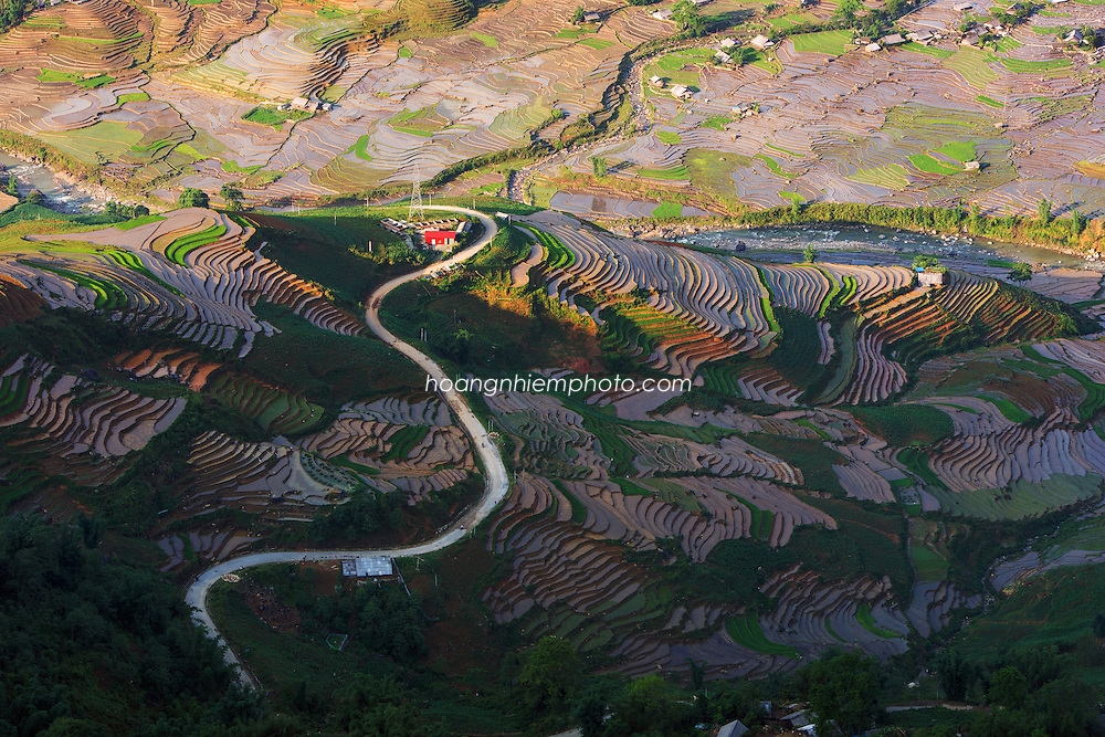 Vietnam Images-landscape-Sapa phong cảnh việt nam Hoàng thế Nhiệm