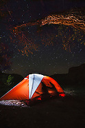 Lifestyle Big Agnes Mtn Glo Tent