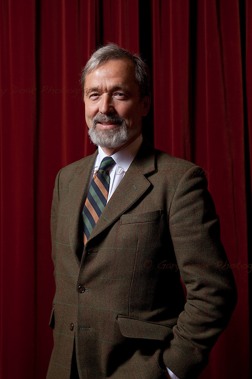Prof. Geoffrey Boulton