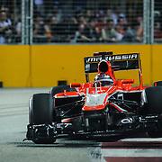 Formula 1 - Singapore Grand Prix 2013