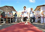 23-08-2008 VOETBAL:WILLEM II:OPENDAG:TILBURG<br /> Gepakt en geladen voldaan weer naar huis na de opendag van Willem II<br /> Foto: Geert van Erven