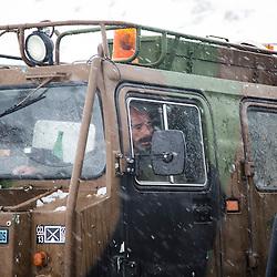 Exercice Cerces 2016 organisé par la 27ème Brigade d'Infanterie de Montagne aux Rochilles / Mont Thabor. Manoeuvre interarmes à tir réels des chasseurs alpins permettant l'entraînement de l'infanterie, l'artillerie, la cavalerie et les GCM de la 27eBIM. <br /> Novembre 2016 / Valloire (73) / FRANCE<br /> Voir le reportage complet (179 photos)<br /> http://sandrachenugodefroy.photoshelter.com/gallery/2016-11-Exercice-Cerces-a-Valloire-Complet/G0000g4qouEOsuGU/C0000yuz5WpdBLSQ