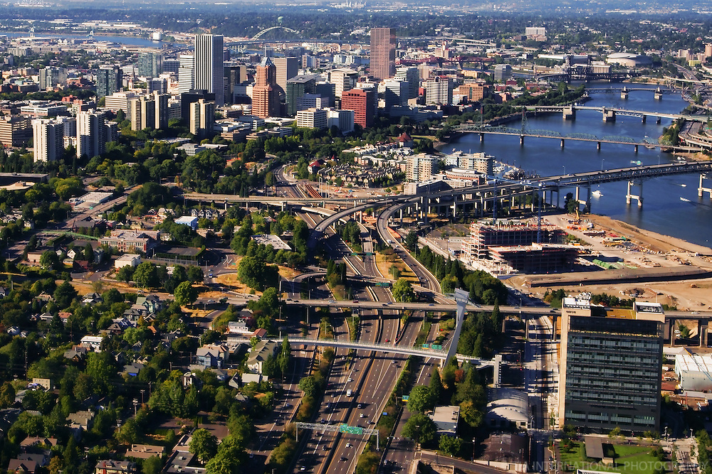 Portland, City of Bridges