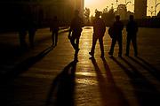 Ashgabat, Turkmenistan - 2017 September 22: 2017 Ashgabat 5th Asian Indoor &amp; Martial Arts Games at Ashgabat Olympic Complex on September 22, 2017 in Ashgabat, Turkmenistan.<br /> <br /> Photo by &copy; Adam Nurkiewicz / Laurel Photo Services