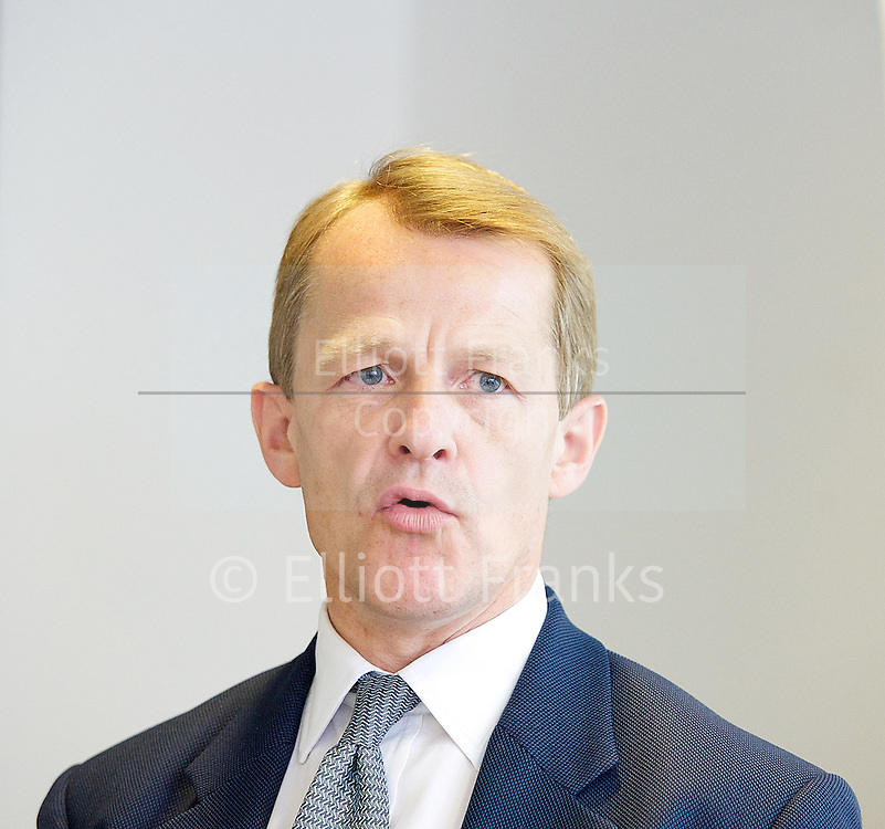The Liberal Democrat agenda for tackling low pay with David Laws MP<br /> at The Resolution Foundation, London, Great Britain <br /> 12th June 2013 <br /> <br /> Rt Hon David Laws MP <br /> Minister of State for Schools and the Cabinet Office<br /> <br /> Anushka Asthana<br /> Julia Unwin <br /> Jeremy Warner<br /> Duncan Weldon<br /> <br /> Photograph by Elliott Franks