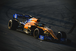 February 28, 2019 - Barcelona, Catalonia, Spain - LANDO NORRIS (GBR) from team McLaren drives in his MCL34 during day seven of the Formula One winter testing at Circuit de Catalunya (Credit Image: © Matthias Oesterle/ZUMA Wire)