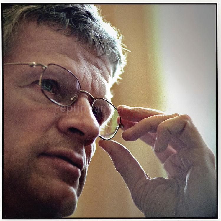 doeko bosscher. foto: Pepijn van den Broeke