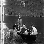 1958 - Bristol University Students Camp in Co. Cork