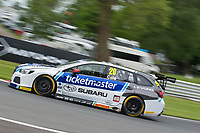 #20 James Cole Adrian Flux Subaru Racing BMR  Subaru Levorg GT  during Round 4 of the British Touring Car Championship  as part of the BTCC Championship at Oulton Park, Little Budworth, Cheshire, United Kingdom. May 20 2017. World Copyright Peter Taylor/PSP.