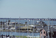 1985 View of Clear Lake from Bridge