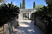 Rothschild family tomb, at Ramat Hanadiv gardens near Zichron Ya'acovRamat Hanadiv gardens near Zichron Ya'acov, Mount Carmel, Israel
