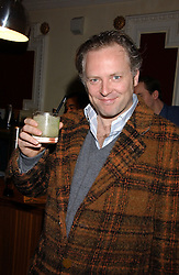 JOE CORRE at the launch of 'Grand Classics:Films with Style' series in London hosted by Vivienne Westwood at The Electric Cinema, Portobello Road, London W11 on 20th March 2006.<br />