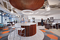 Interior design image of CLA Arlington Virginia Offices by Jeffrey Sauers of Commercial Photographics, Architectural Photo Artistry in Washington DC, Virginia to Florida and PA to New England