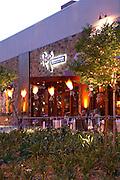 Roy's Hawaiian Fusion Cuisine at the Anaheim Garden Walk at Dusk