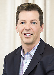 August 3, 2017 - Hollywood, California, U.S. - SEAN HAYES stars in the TV series 'Will and Grace.' Sean Patrick Hayes (born June 26, 1970) is an American actor, comedian, and producer. He is best known for his role as Jack McFarland on the sitcom Will & Grace, for which he won an Emmy Award, four SAG Awards, and one American Comedy Award. He also runs a television production company called Hazy Mills Productions, which produces shows such as Grimm, Hot in Cleveland, The Soul Man, and Hollywood Game Night.  (Credit Image: © Armando Gallo via ZUMA Studio)