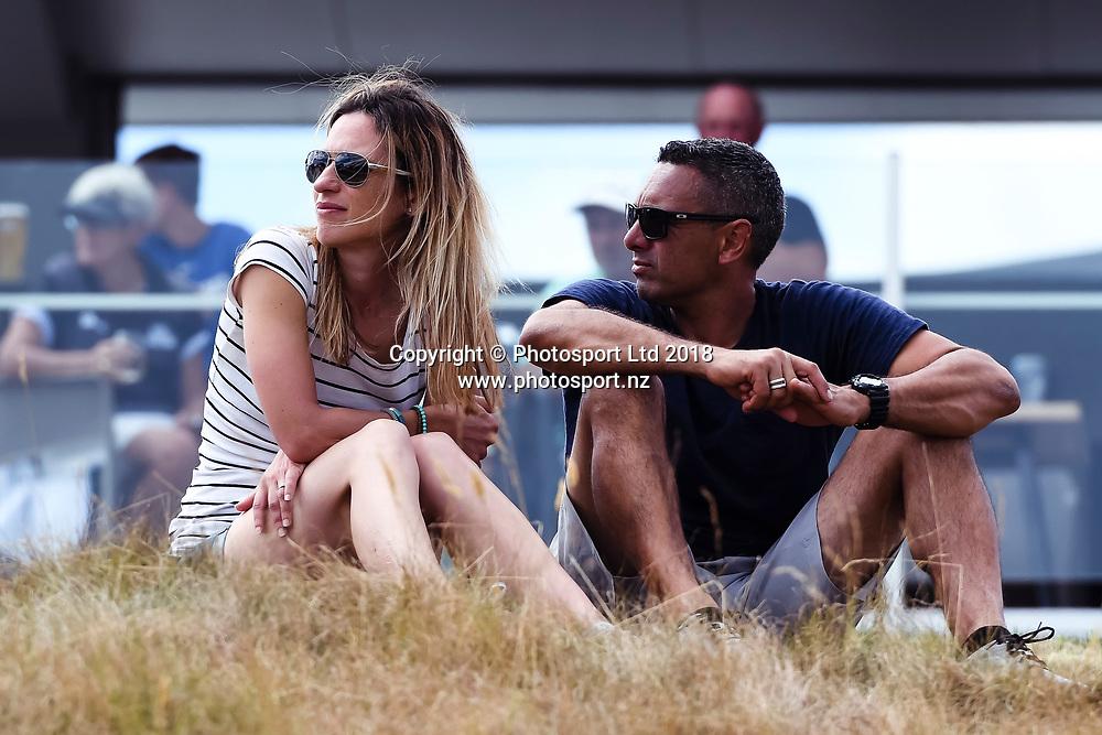 Supporters.<br /> NZ Rebel Sports Masters, Wainui Golf Club, Wainui, Auckland, New Zealand. 14 January 2018. &copy; Copyright Image: Marc Shannon / www.photosport.nz.