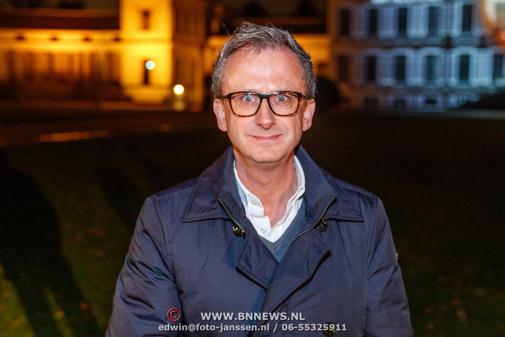 NLD/Soest/20181206 - KWF Kankerbestrijding onthult 3e editie lampionnenactie, Jeroen Snel