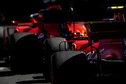 March 15, 2019 - Melbourne, Australia - Motorsports: FIA Formula One World Championship 2019, Grand Prix of Australia, ..#16 Charles Leclerc (MCO, Scuderia Ferrari Mission Winnow) (Credit Image: © Hoch Zwei via ZUMA Wire)