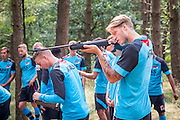 GARDEREN - 21-07-2016, teambuilding AZ, trainingskamp,