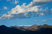 San Francisco Peaks at sunrise