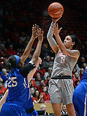 UNM vs Air Force women's basketball