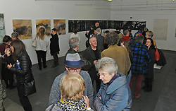 Westival Gallery Opening 2018<br />Pic Conor McKeown