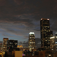 one los angeles evening