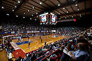 DALLAS, TX - JANUARY 6:  A general view of Moody Coliseum as the SMU Mustangs host the Tulsa Golden Hurricane on January 6, 2013  in Dallas, Texas.  (Photo by Cooper Neill/Getty Images) *** Local Caption ***