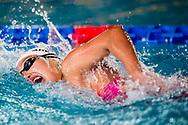 AREVALO Samantha Ecuador <br /> 400 Stile Libero Donne<br /> Riccione 10-04-2018 Stadio del Nuoto <br /> Nuoto campionato italiano assoluto 2018<br /> Photo &copy; Andrea Masini/Deepbluemedia/Insidefoto