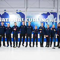 Team GB Olympic Curling Teams