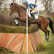 Phillip Dutton and Truluck at the 2007 Rolex Kentucky Three-Day Event in Lexington, Kentucky.