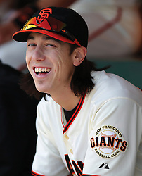 Tim Lincecum, 2012 World Series Champion Giants